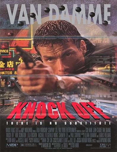 Poster de Knock Off (En el ojo del huracán)