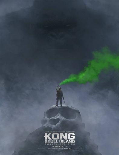 Ver Kong Online (2017) Skull Island La isla calavera Gratis HD Pelicula Completa