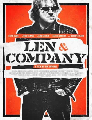 Poster de Len and Company