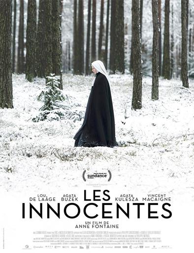 Poster de Les innocentes (Las inocentes)