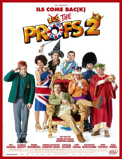 Poster de Les profs 2