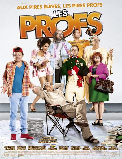 Poster de Les profs