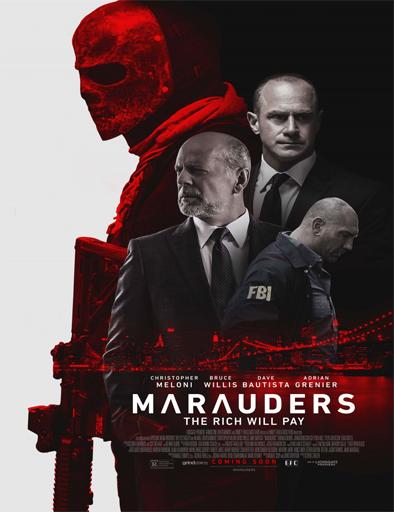Ver Marauders (Los conspiradores) (2016) online