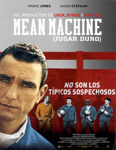Poster de Mean Machine (Jugar duro)