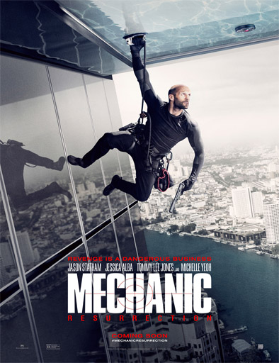 Poster de Mechanic: Resurrection