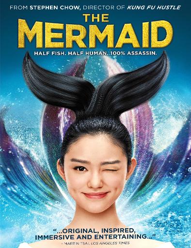 Mei ren yu – Las Travesuras de una Sirena Película Completa DVD-R [MEGA] [LATINO]