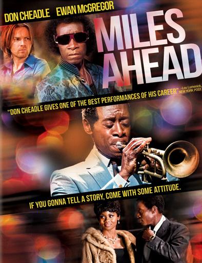 Poster de Miles Ahead
