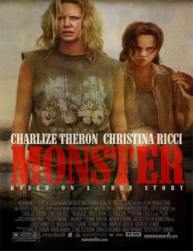 Ver Monster Online (2003) Asesina en serie Gratis HD Pelicula Completa
