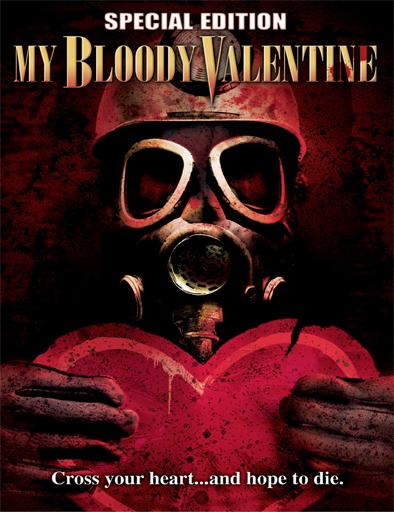 Poster de My Bloody Valentine (San Valentín sangriento)