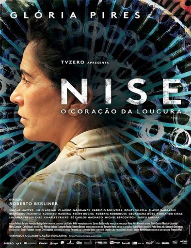 Poster de Nise - El corazón de la locura