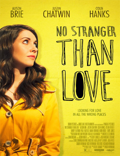 Poster de No stranger than love