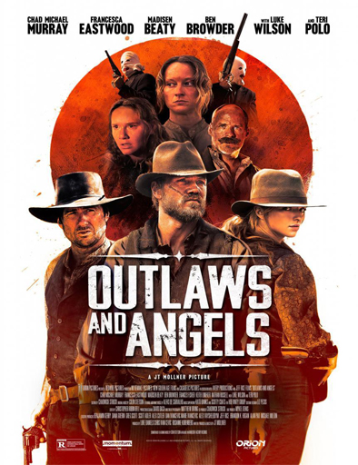 Poster de Outlaws and Angels
