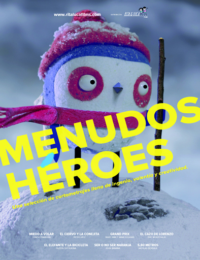 Menudos Héroes (Petits Herois) (2015) online