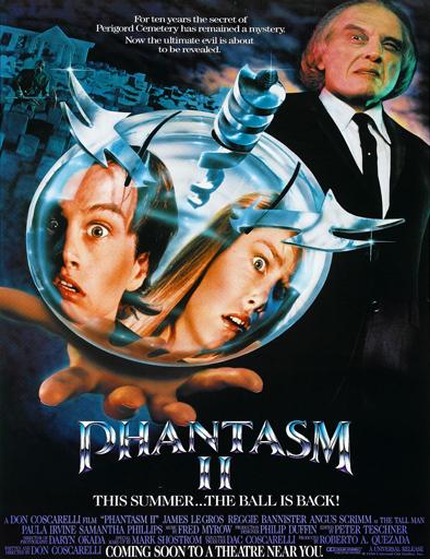 Ver Phantasm 2 Online (1988) Gratis HD Pelicula Completa