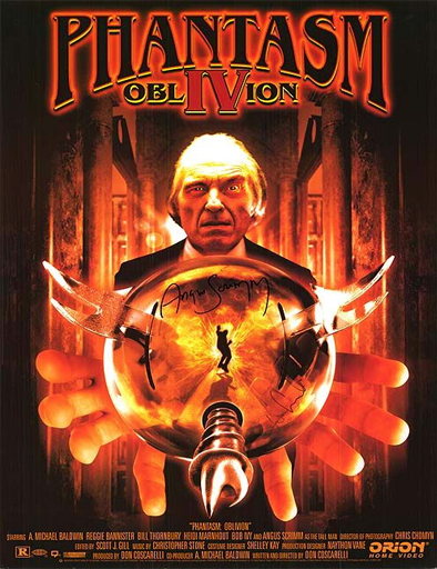 Ver Phantasm 4 Online (1998) Gratis HD Pelicula Completa