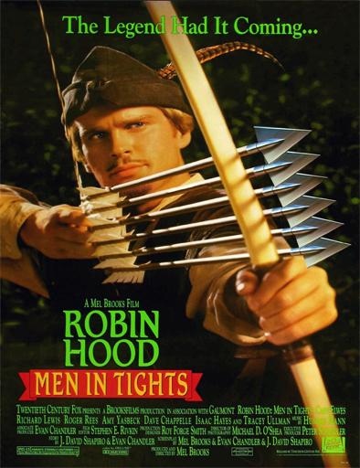 Poster de Las locas, locas aventuras de Robin Hood
