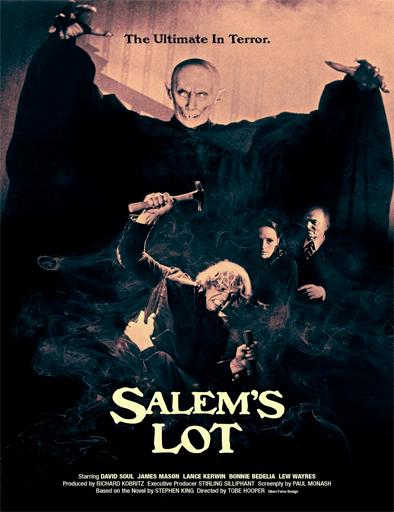 Poster de Salem's Lot (Las brujas de Salem: La película)