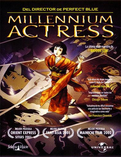 Poster de Sennen joyû (Millennium Actress)
