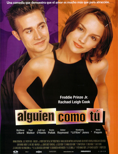 Poster de She's All That (Ella es así)