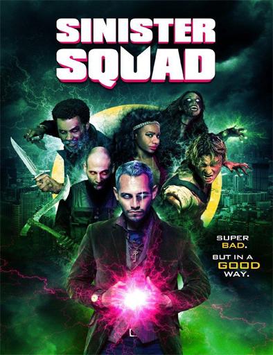 Poster de Sinister Squad