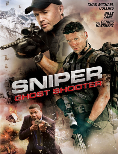 Sniper 6: Ghost Shooter (2016)