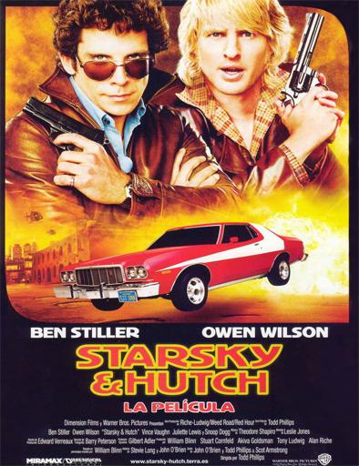 Poster de Starsky y Hutch: La película