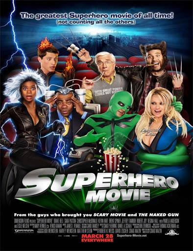 Poster de Superhero Movie