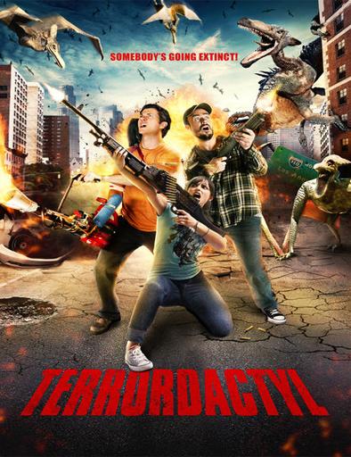 Poster de Terrordactyl