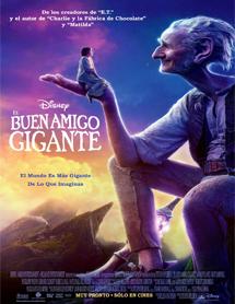 El Buen Amigo Gigante Película Completa Online [MEGA] [LATINO] 2016