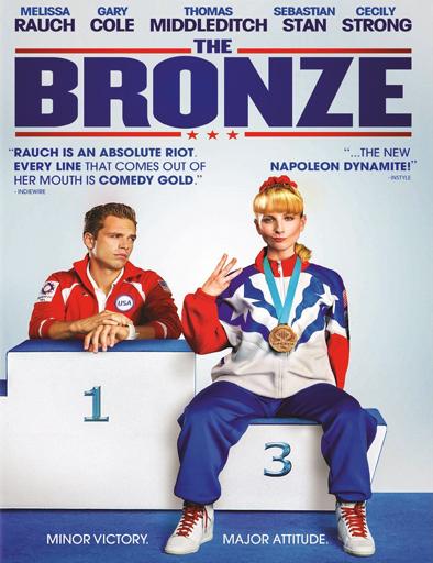 Poster de The Bronze (La campeona de bronce)