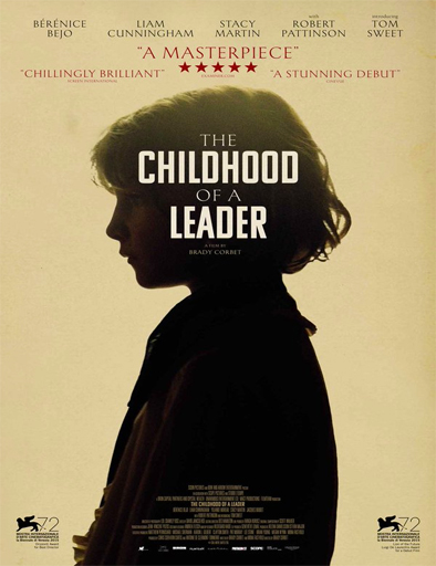 Poster de The Childhood of a Leader