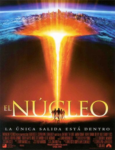 Poster de The Core (El núcleo)