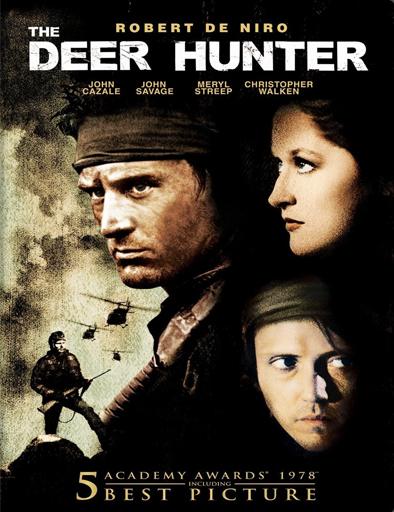 Poster de The Deer Hunter (El Francotirador)