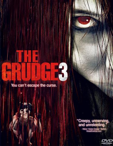 Poster de The Grudge 3 (El grito 3)