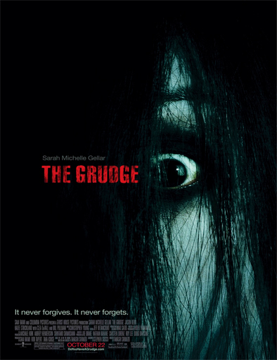 Poster de The Grudge (El grito)