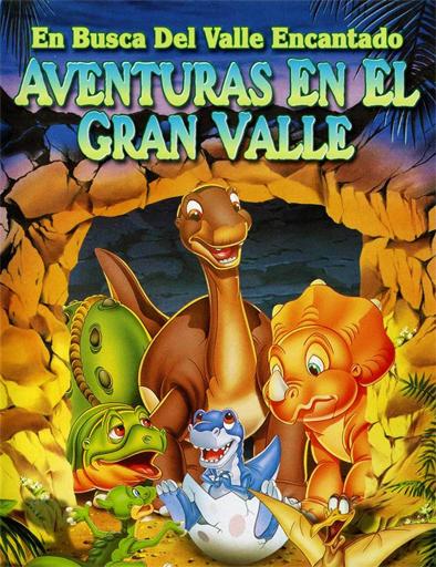 Poster de En busca del valle encantado 2: Aventuras en el gran valle