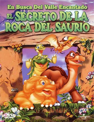 En Busca Del Valle Encantado 6: El Secreto De La Roca Del Saurio (1998)
