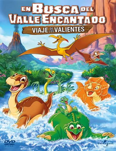 En busca del valle encantado 14: Viaje de los valientes (2015) online
