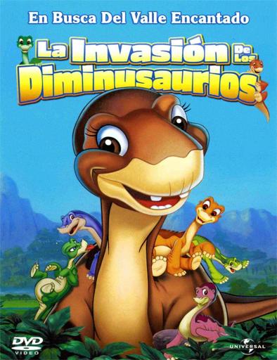 Poster de En busca del valle encantado 11: La invasión de los Diminosaurios