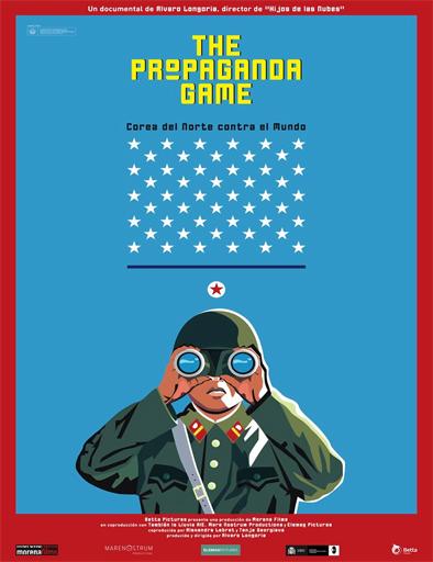 Poster de The Propaganda Game