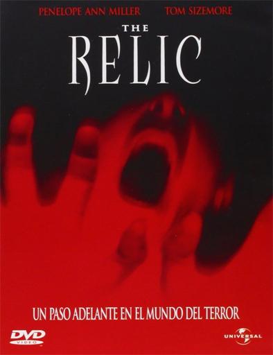 Poster de The Relic (La reliquia)