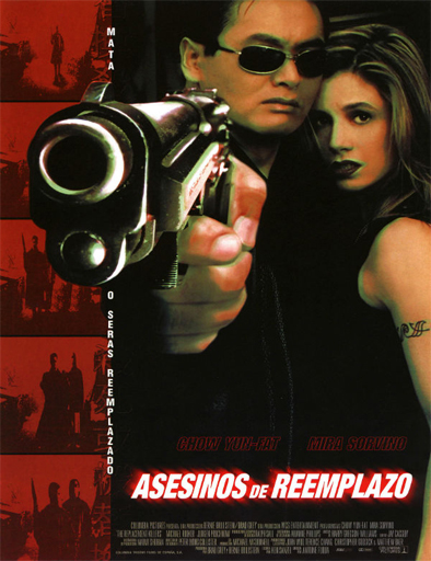 Poster de The Replacement Killers (Asesinos sustitutos)