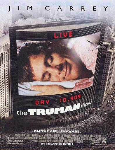 Poster de El show de Truman (Una vida en directo)