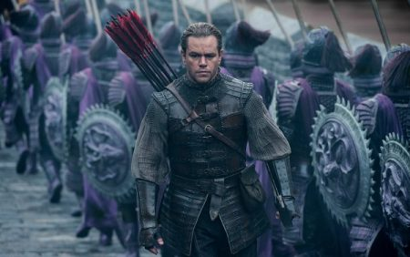 Ver The great wall (La gran muralla) (2017) online