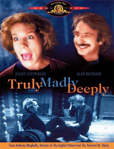 Poster de Truly, Madly, Deeply (La magia del amor)