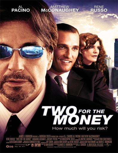 Poster de Two For the Money (Dos por el dinero)