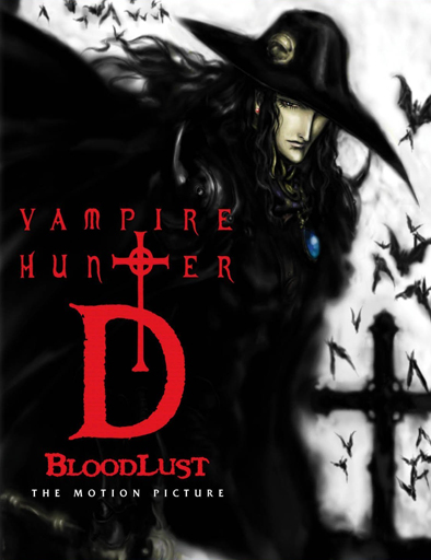 Poster de Vampire hunter D: Bloodlust