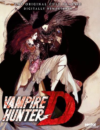 Poster de Vampire Hunter D