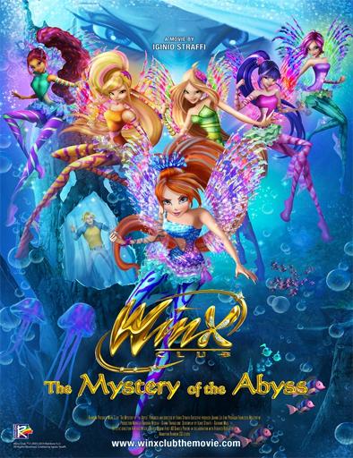 Poster de Winx Club: El misterio del abismo