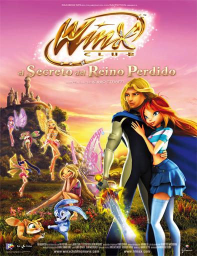 Poster de Winx Club: El secreto del reino perdido